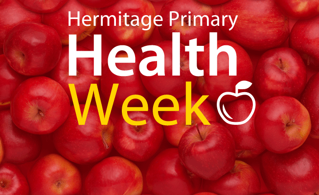 Hermitage Primary: Health Week