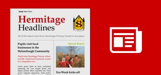 Hermitage Primary: News