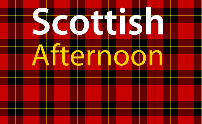 Hermitage Primary: Scottish Afternoon