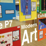 A packed gallery played host to the P7 Modern Art Exhibition on Wednesday 20th May. You can now view the exhibited works in our on-line gallery.