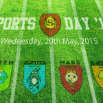 This year's Sports Day will take place at East King Street Park on Wednesday, 20th May, 2015. Parents and family members are invited to join us for what is always a fun filled event. The starting klaxon will sound at 13:00 sharp.